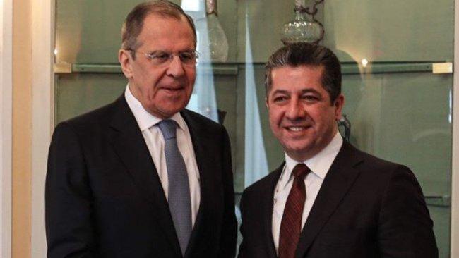 Rus Dışişleri'nden Başbakan-Lavrov görüşmesine ilişkin açıklama