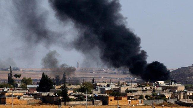 Suriye Ordusu 5 İHA düşürdü