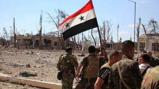Suriye ordusu, Halep'in batı kırsalında kontrolü sağladı