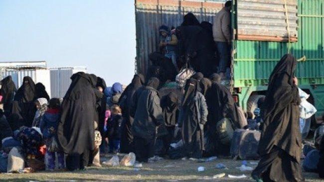 Binlerce IŞİD yakını Şengal'e yerleştirilecek