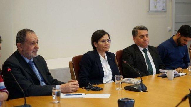 MSD ve Özerk Yönetim Norveçli yetkilerle bir araya geldi