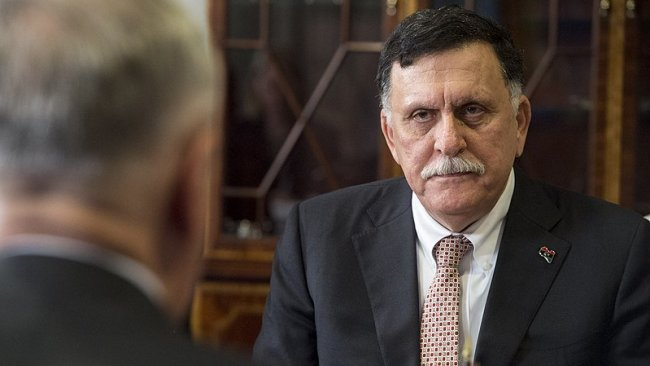 Sarraj: Evet, Libya'da artık Suriyeliler de var