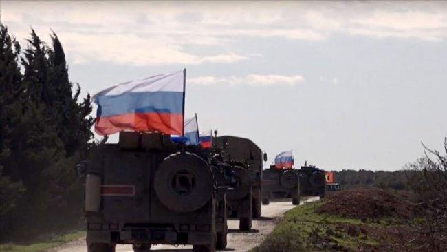 SOHR: Rus güçleri stratejik M-5 karayoluna konuşlandı