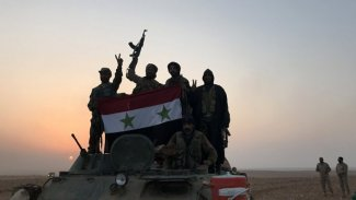 Suriye rejim ordusu Efrin sınırına dayandı