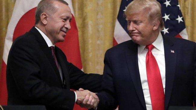 Trump: İdlib konusunda Erdoğan'la çalısıyoruz