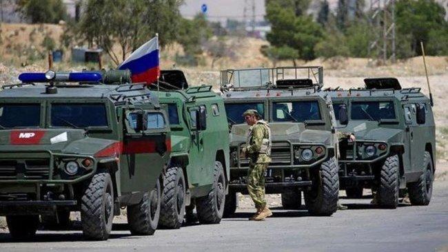 Türkiye Rusya ile Rojava'da ortak devriyelere yeniden başladı