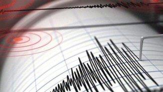 Van'da 4,1 büyüklüğünde deprem!