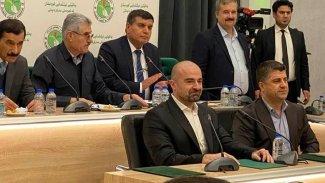 YNK'de eş başkanlar belirlendi