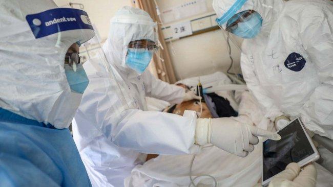 Koronavirüsten ölenlerin sayısı 2 bini aştı