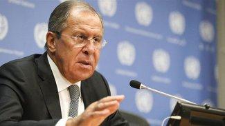 Lavrov, üstü kapalı Türkiye'yi uyardı
