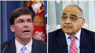 Pentagon'un Bağdat'a gönderdiği 'gizli' mektup basına sızdı
