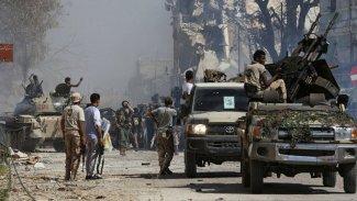 'Türkiye Libya'ya bin paralı asker gönderdi'