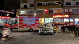 Almanya'da silahlı saldırı: 11 ölü