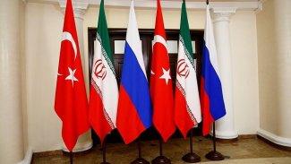 Rusya, Türkiye ve İran'dan 'İdlib' görüşmesi