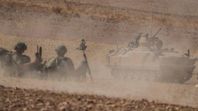 TSK ve SMO, İdlib'te operasyon başlattı