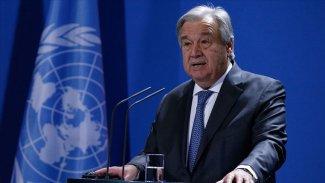 BM Genel Sekreteri Guterres'ten İdlib çağrısı