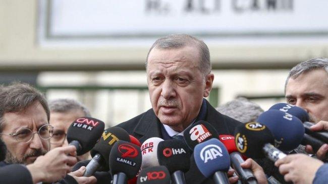 Erdoğan'dan İdlib açıklaması: 'Savaş' diyebilirim