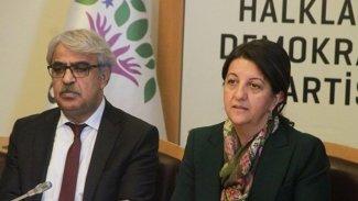 HDP'de eşbaşkan adayları Pervin Buldan ve Mithat Sancar