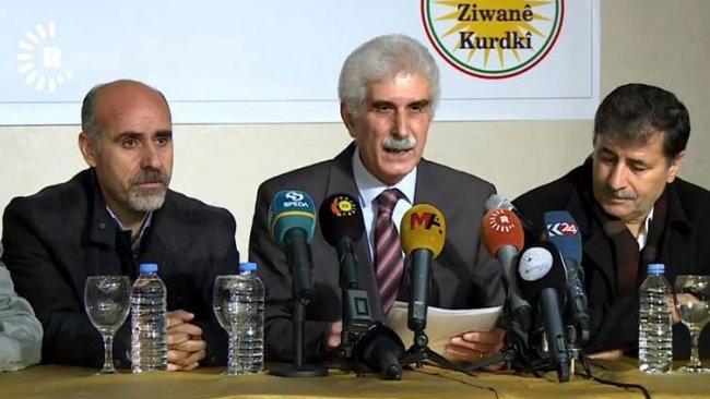 Kürt Dil Platformu: Kürtler için Kürtçe 'kırmızı çizgi' olsun