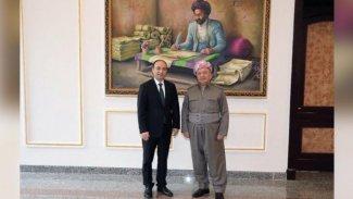 Osman Baydemir'den Başkan Barzani'ye teşekkür