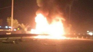 Bağdat'da peş peşe 4 patlama