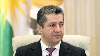 Başbakan Mesrur Barzani'den HDP'ye mesaj