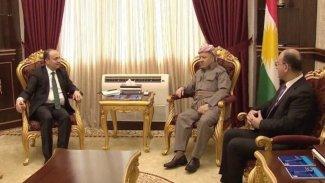Baydemir: Kürt birliğinde Başkan Barzani'nin rolü çok önemli