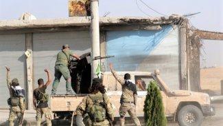 Eyn İsa'da Suriye Ordusu ve SMO arasında şiddetli çatışmalar