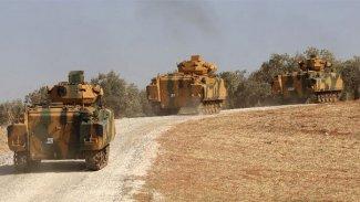 TSK'nın İdlib'e askeri takviyesi sürüyor