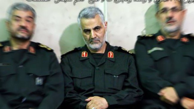 DMO yetkilisi: Süleymani, Esad'ın istifa edip kaçmasına engel oldu