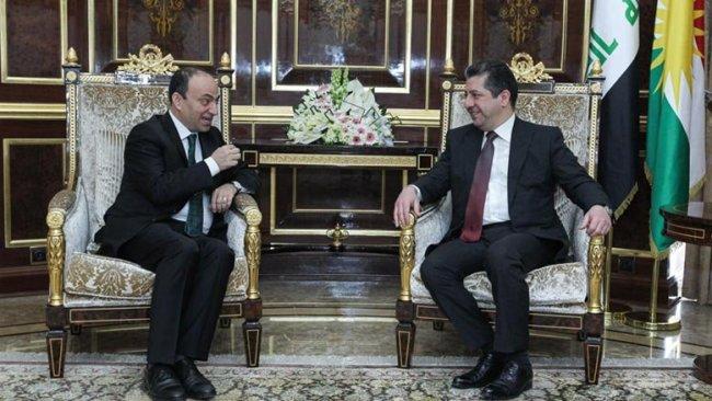 Osman Baydemir: Kürdistan bölgesi milyonlarca Kürd'ün umudu