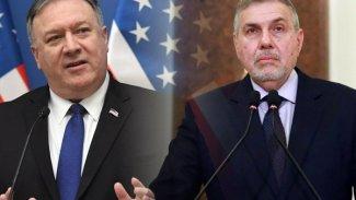 Pompeo'dan Allavi'ye: Kürtler ve Sünnilerle anlaşmazlıkları giderin