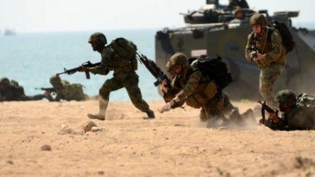29 ülkeden dev askeri tatbikat