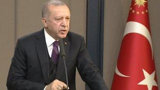 Erdoğan'dan Fox TV muhabirine tepki: Beni muhalefet mi yargılayacak?