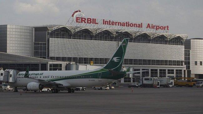 Kürdistan Bölgesi ile Necef arasındaki uçuşlar durduruldu