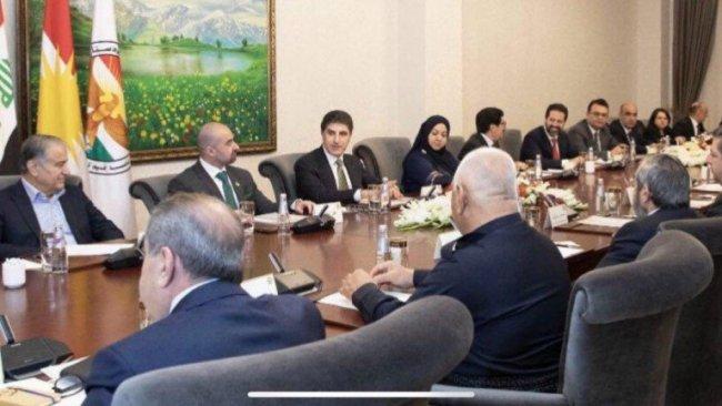 Kürdistan Bölgesi'nden Irak'taki yeni hükümet için 5 madde çözüm planı
