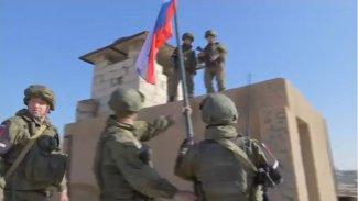 'Rusya Rakka'da askeri üs kurdu' iddiası