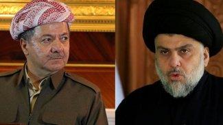 Sadr'dan Mesut Barzani'ye 'Peşmerge ve Haşdi Şabi' teklifi