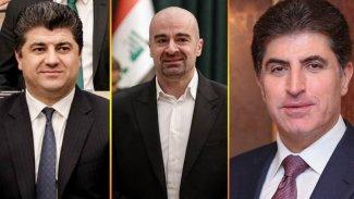 Başkan Neçirvan Barzani'den YNK eş başkanlarına tebrik