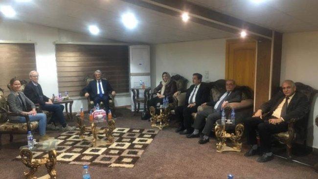 ENKS ve ABD arasında 'Rojava' görüşmesi