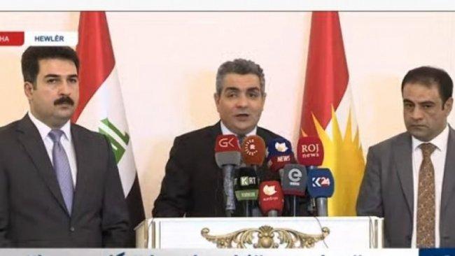Erbil Valiliğinden Newroz açıklaması