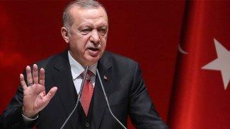 Erdoğan'dan HDP açıklaması: Yaptıkları her şey suç