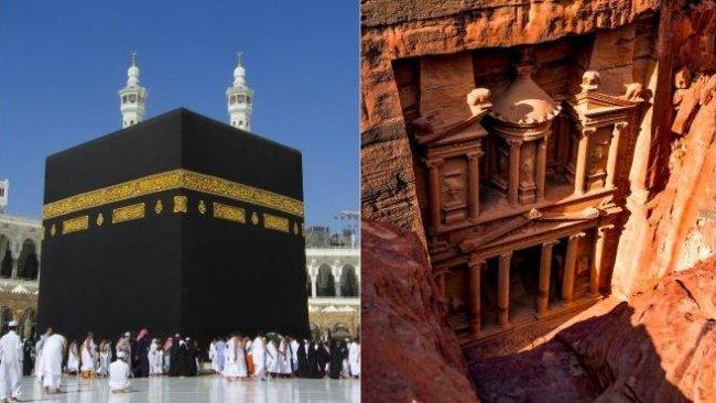 İlk 'Kabe' ve 'Arafat Dağı' Harran'dadır!..