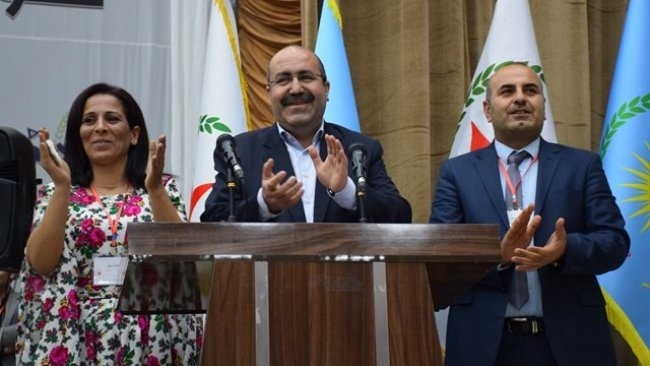 PYD Eş Başkanlığı'na Enver Müslim ve Ayşe Hiso seçildi