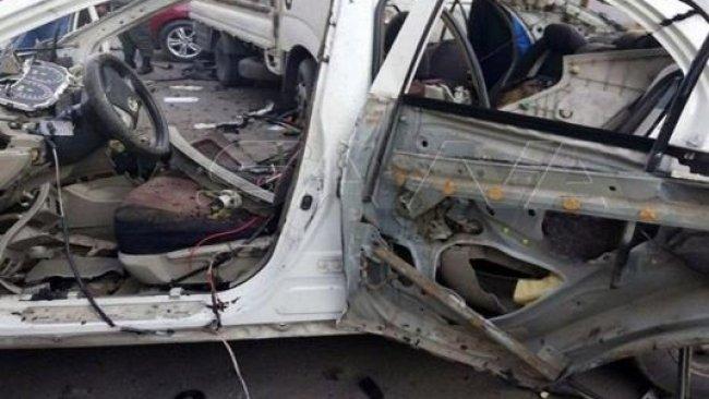 Şam'da patlama: 1 ölü