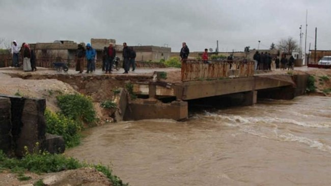 SMO ve DSG kontrolündeki bölgeleri ayıran sınır kapıları açıldı