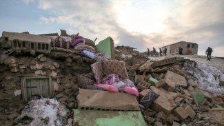 Van depreminde hayatını kaybedenlerin sayısı 10'a yükseldi