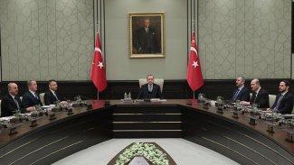 Ankara'da hareketli saatler: MGK acil toplandı