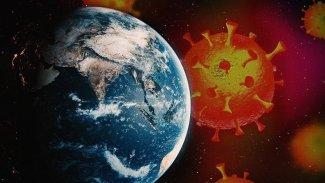 Koronavirüsün dünyada bulaştığı kişi sayısı hızla yükseliyor