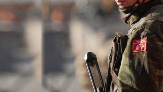 İdlib'de bir Türk askeri hayatını kaybetti,2 yaralı
